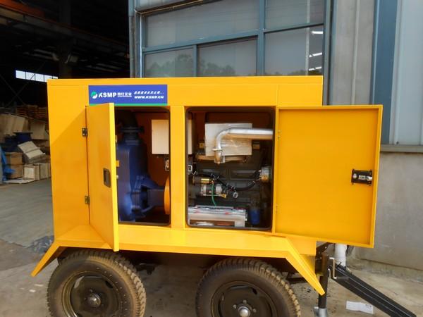 XBC柴油機應急泵