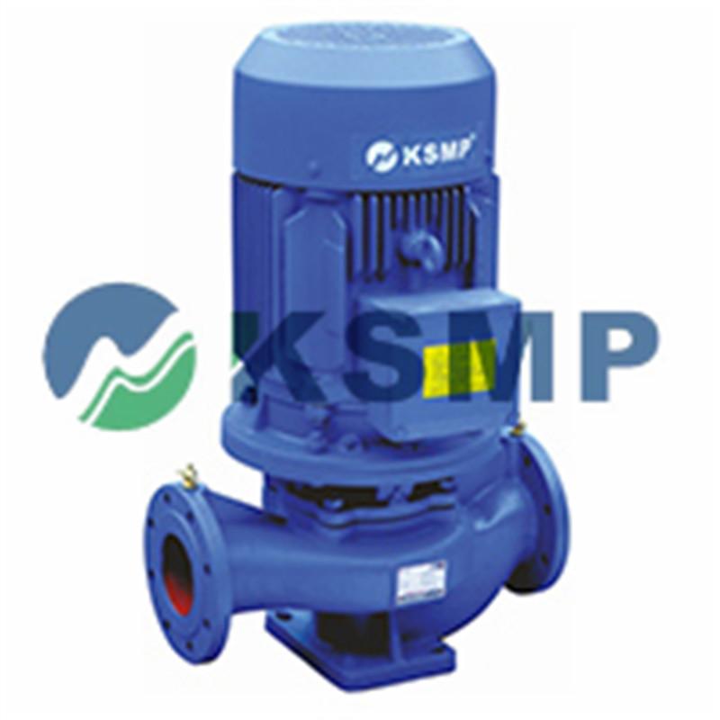 KSL系列立式單級管道離心泵