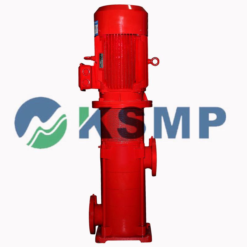 XBD系列多级消防泵(LG)