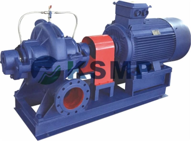 KSOW系列单级双吸中开式离心泵